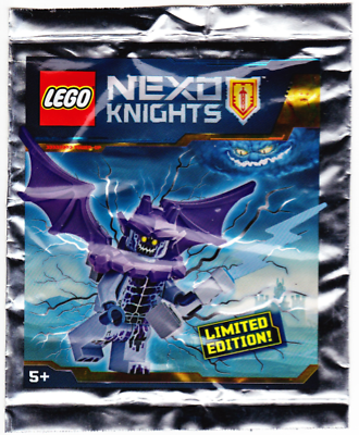 LEGO Nexo Knights Flammenwerfer Limited Edition Neu /& OVP