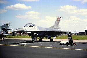 3-762-General-Dynamics-F-16A-Belgian-Air-Force-Kodachrome-Slide
