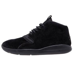 Authentic-Exclusive-Jordan-Eclipse-Chukka-Mens-Size-UK-6-11-Leather-Black