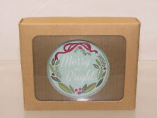 The Gift Wrap Company Boxed Holiday Cards Medium Happy Holidays ...