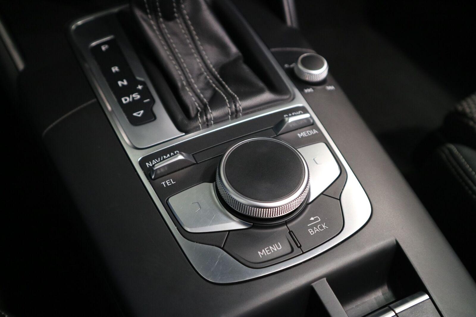 Audi A3 2,0 TDi 150 Sport Cabriolet S-tr. - billede 9