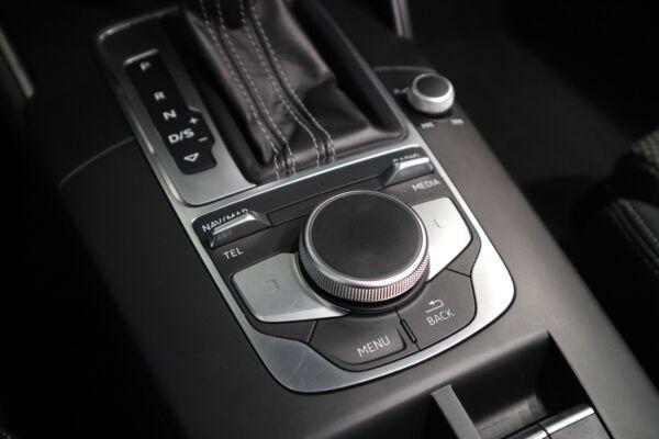 Audi A3 2,0 TDi 150 Sport Cabriolet S-tr. billede 9