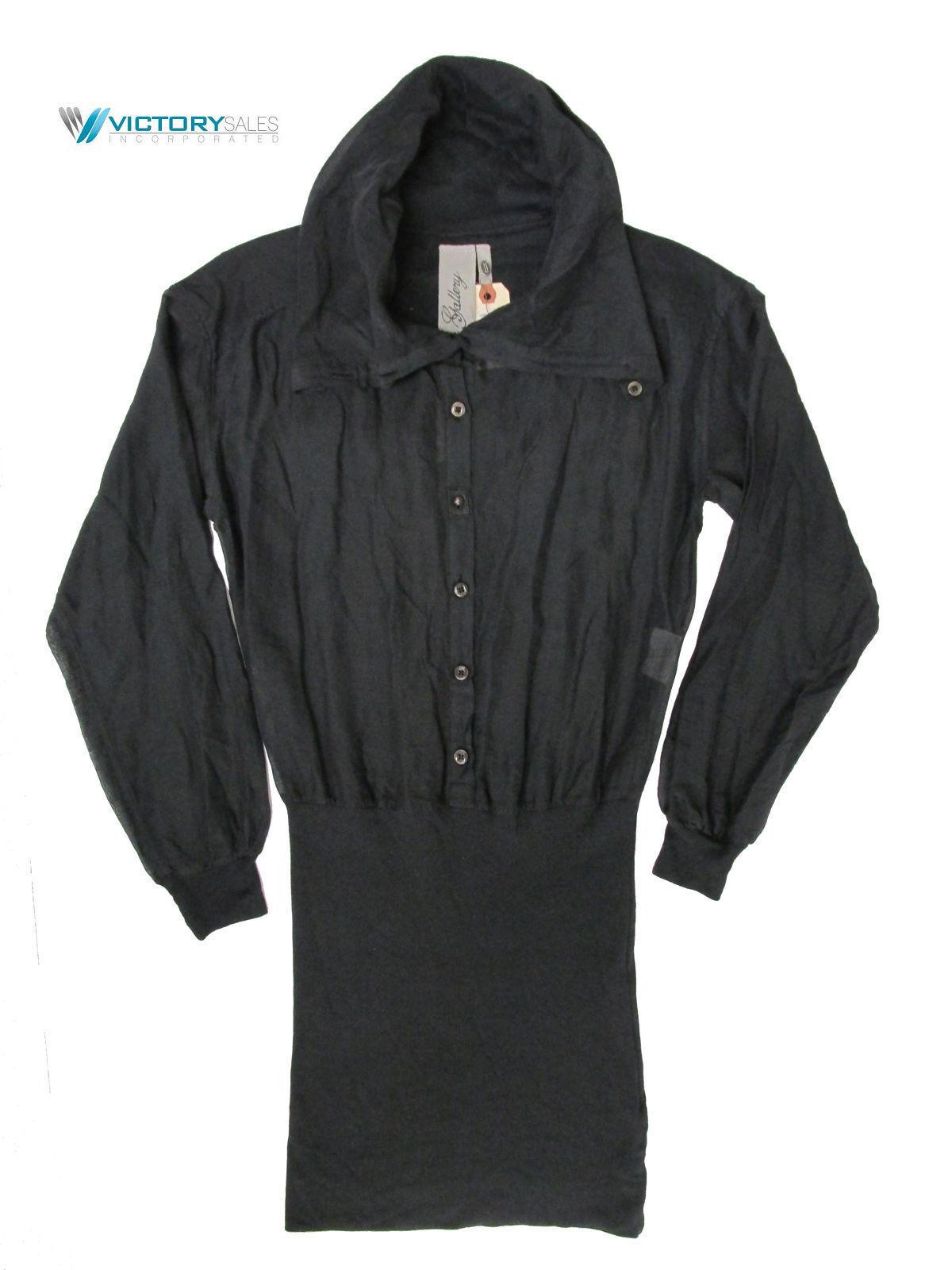 ^NWT     DIESEL Diesel damen Shirt Dress LE 65DL016 NAVY Größe