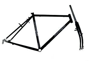 Howgill-Touring-Frame-Reynolds-725-Chrome-Moly-Steel-Fork-531-S-M-L-Available