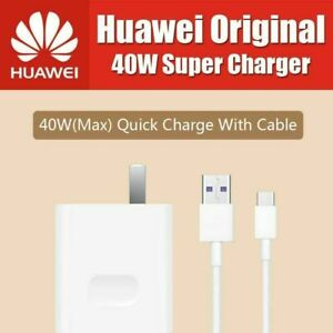 Original-HUAWEI-40W-SuperCharge-For-Huawei-P30-Pro-5A-Cable-Adapter-Retail-Pack