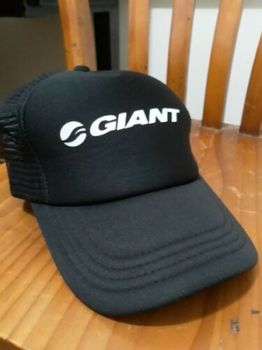 Giant Cyclery Cap White Printed Logo