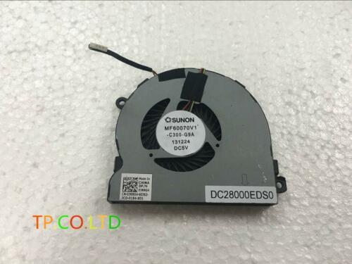 NEW For Dell Inspiron 14R 5447 5448 15 5542 5543 5545 5547 5548 cpu fan 03RRG4