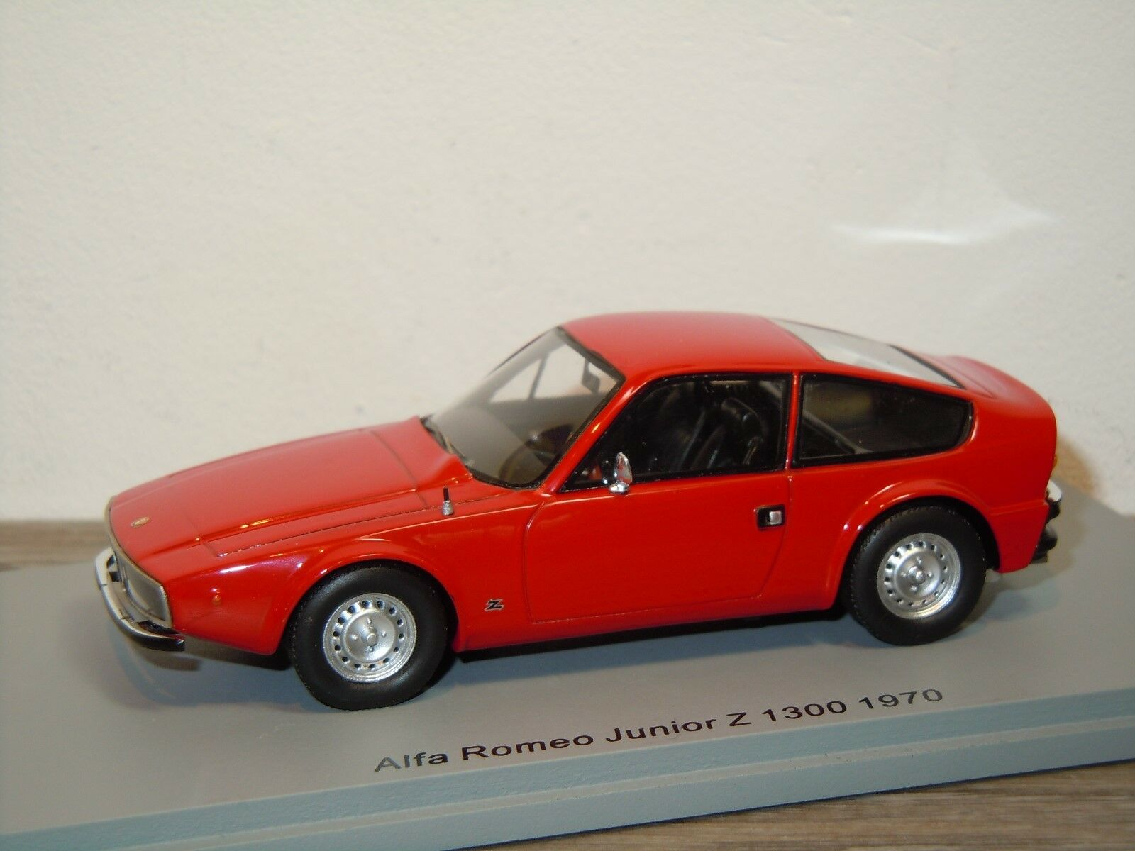 ventas en línea de venta Alfa Romeo Junior Junior Junior Z 1300 1970 - Spark 1 43 in Box 35118  precioso