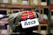 10 11 12 13 Ducati Streetfighter INTEGRATED Signal LED Tail Light SMOKE