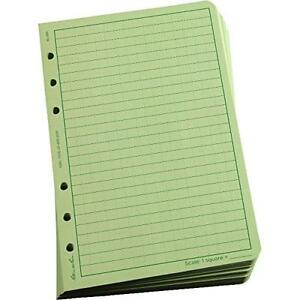 """Rite in the Rain"" Tactical Loose Leaf Paper - Green, New, Free Shipping"