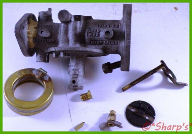 Carburetor gasket kit for John Deere H DLTX 26 46 throttle shaft and float carb