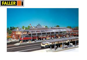 Faller-H0-120180-Bahnhofshalle-NEU-OVP