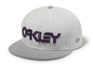 OAKLEY 75  SNAP BACK NEW ERA 9FIFTY HAT CAP APPAREL (NEW)  bf9b7d35b87d