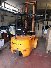 STILL R 50-15 R5015 TORRE 540 CM + CARICA BATTERIA FUNZIONANTE