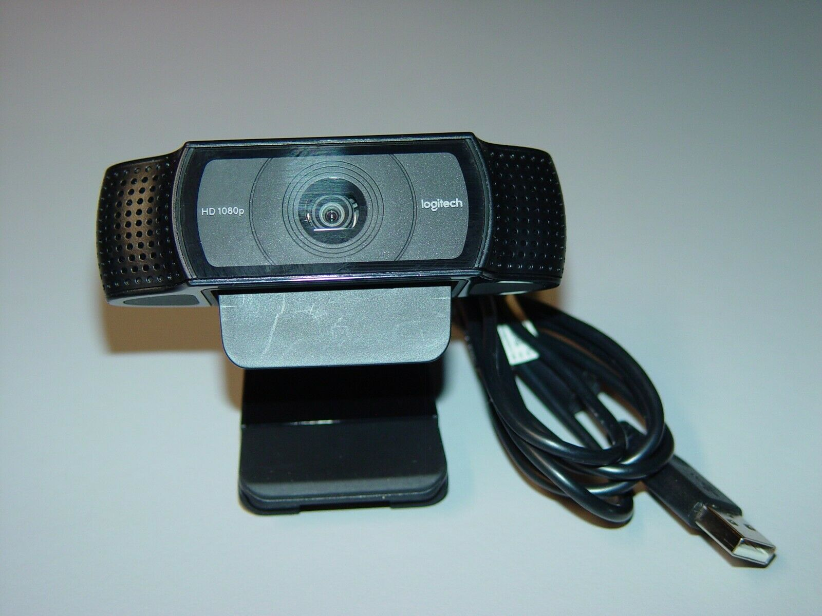 Webcam Fast Logitech Hd Pro Webcam C920 Widescreen Video Calling