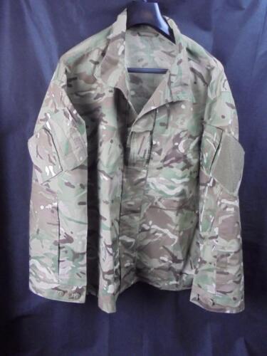Britisch Militär Armee Mtp Tarnfarbe Kampf Temperate Wetter Jacke//Hemd