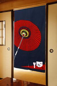 grape MADE IN JAPAN 85x150cm JAPANESE Noren Curtain Fruit
