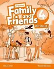 Family and Friends: Level 4: Workbook by Oxford University Press (Paperback, 2014)