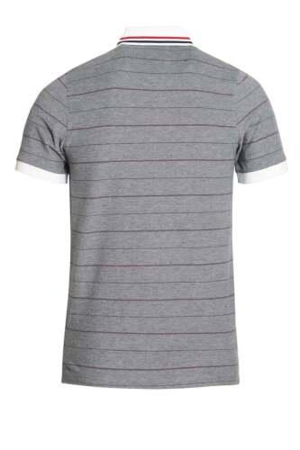 Mens Polo Shirt LUKE SPORT Brahamas Polo Shirt Lux Navy Mix
