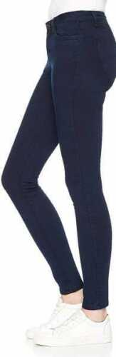 Tom Tailor Denim nela extra skinny BLUE BLACK JEANS DONNA PANTALONI STRETCH NUOVO