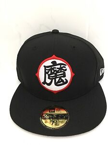 NEW ERA 59FIFTY DRAGON BALL MA - 59FIFTY FITTED CAP black white  db03032ff7d