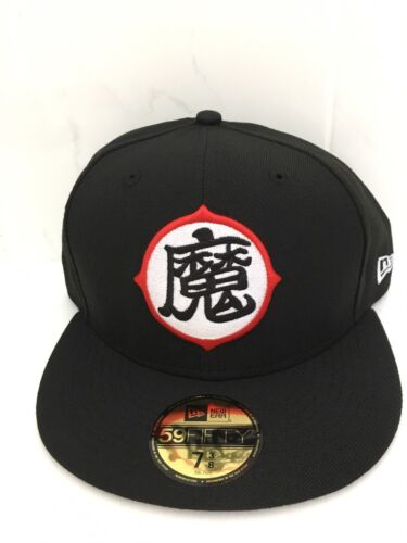 NEW ERA 59FIFTY DRAGON BALL  MA 59FIFTY FITTED CAP black//white