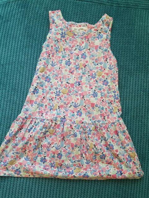 4-5 years girl Tu summer dress flower print