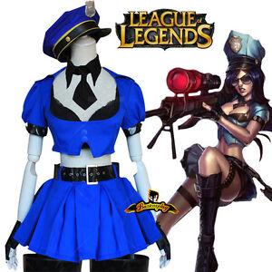 League Of Legends Kleid