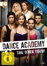 DANCE ACADEMY-TANZ DEINEN TRAUM-STAFFEL 1-5 DVD NEU CARIBA HEINE,XENIA GOODWIN
