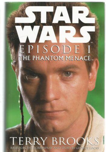 1 of 1 - Star Wars - Episode 1: the Phantom Menace  Terry Brooks, George Lucas hb dw 1999