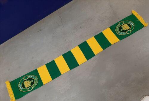 luhg anti Glazer écharpe United Utd Vert et or foulard