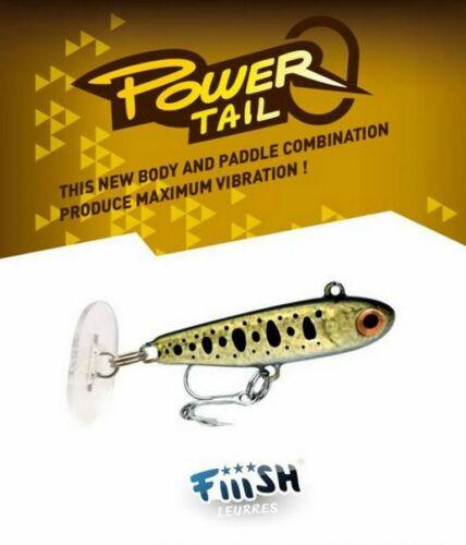 Lures Bait Trout Wobbler Chub Fiiish Power Tail 44mm Perch Fishing