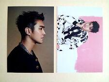 Super Junior SM Official Devil Postcard Post Photo Card - Siwon ( 2pcs)