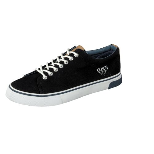 Grosch shoes sylt hommes sneaker Chaussures Black lacets été 8104-302-9 NEUF