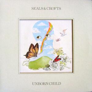 NEW-CD-Album-Seals-amp-Crofts-Unborn-Child-Mini-LP-Style-Card-Case