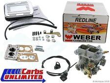 K601-M Suzuki Samurai Conversion Kit - Weber 32/36 DGV Manual Choke - 1 Yr Warr