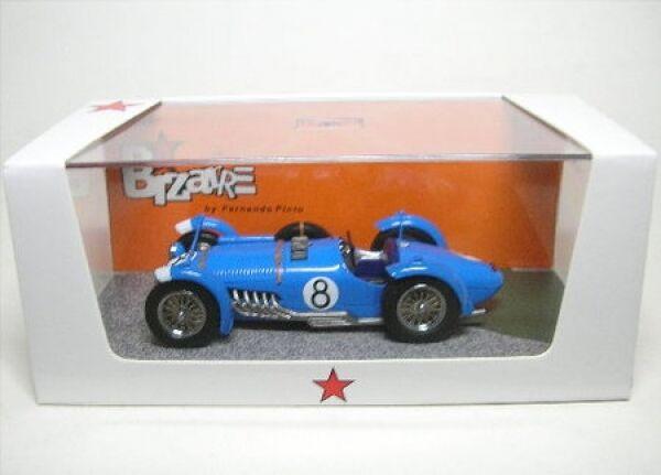 Talbot Lolo T26 GS N° 8 Lemans 1951