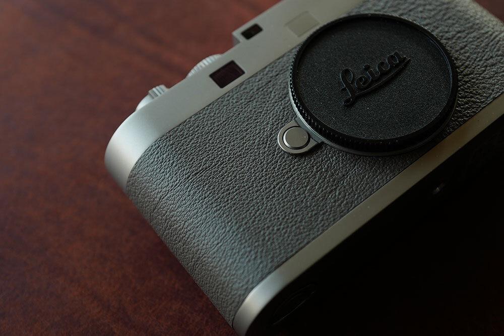 Leica M 60 (edition 60) Real leather skin - Arte di mano -
