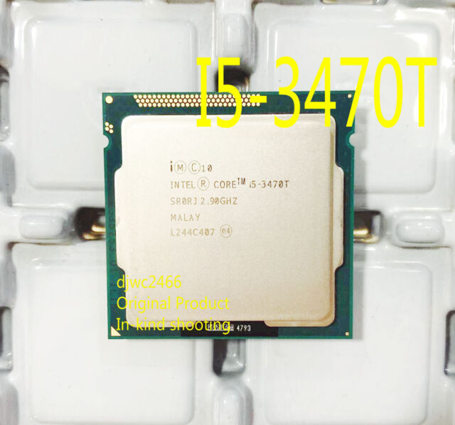 Intel Core i5 3470T Low-Power 2.9GHz Dual-Core (CM8063701159502) Processor