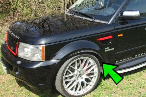 Per BMW e60 5er 2004-10 2x RUOTA largamento CARBON opt kotflügelverbreiteru