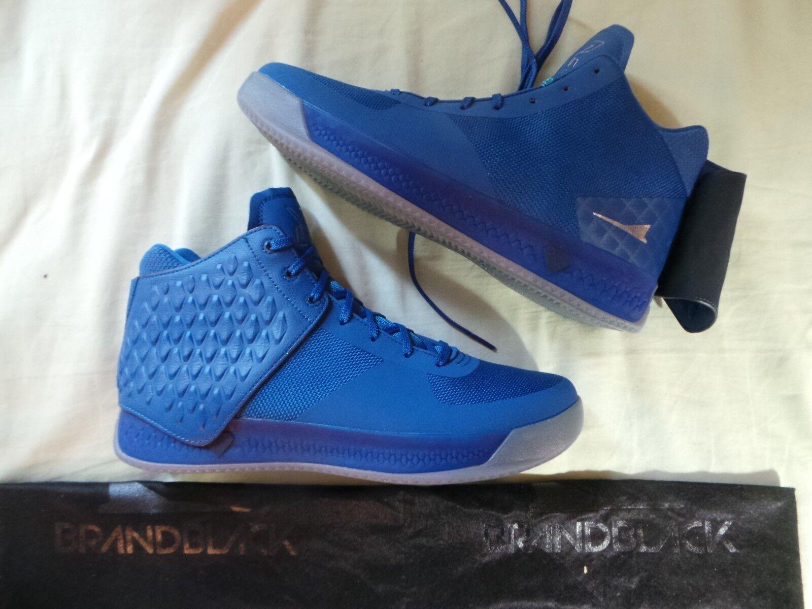 22a8d245a6f1 Brand Black BrandBlack J Crossover 3 Jamal Crawford 160 COMFY COMFY COMFY  blue size 10.5 DS