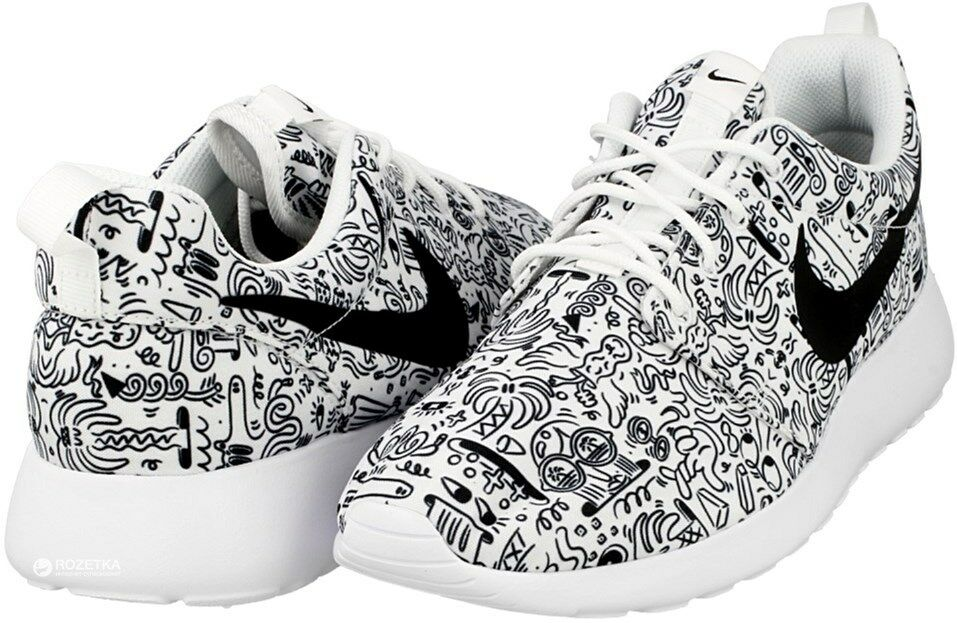 Damenschuhe Nike Gr:38 Roshe One Print Premium Gr:38 Nike Presto Moire Sneaker 749986-100 free f022b6