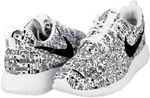 749986 Roshe gratuito Nike One Donna Premium Moire 100 Print Sneaker Gr 38 Presto f6vqwBZ