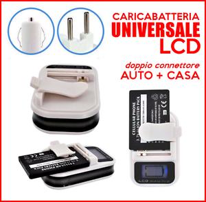 CARICABATTERIE-UNIVERSALE-LCD-PER-CELLULARI-FOTOCAMERE-CARICATORE-BATTERIE-LITIO