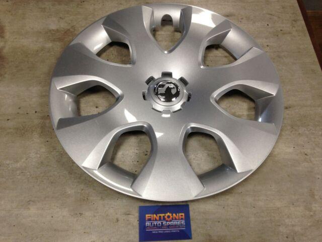 Meriva B 16 Steel Wheel Cover
