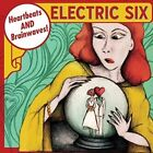 Heartbeats and Brainwaves 0782388074520 by Electric Six CD