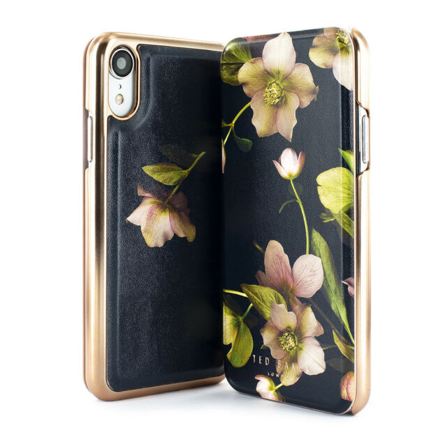 19f6e5929 Ted Baker Arboretum Mirror Folio Case for iPhone XR for sale online ...