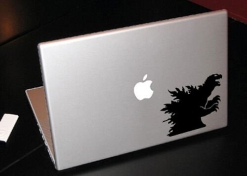 GODZILLA SHADOW GOJIRA KAIJU JAPAN MACBOOK CAR TABLET VINYL DECAL