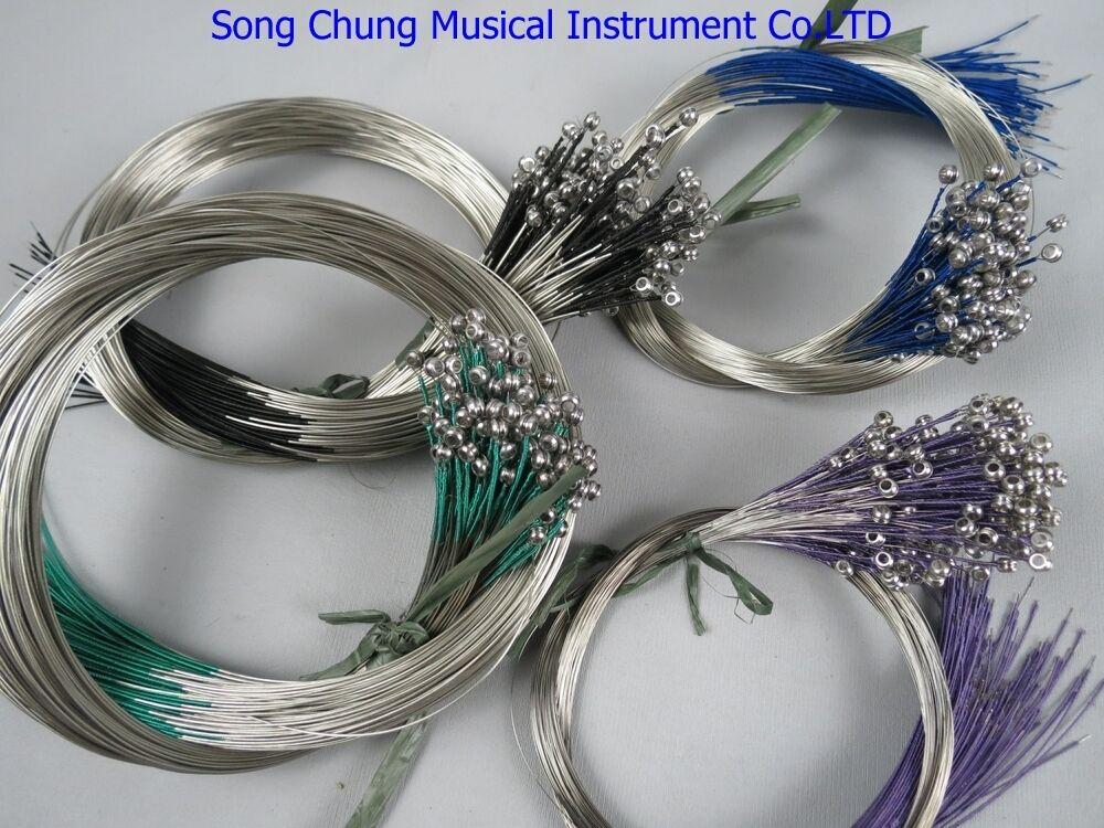 200sets hochwertige deutsche Silbervioline Saiten, Musikinstrumente 1 2