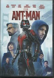 Ant-Man-Con-Paul-Rudd-Prodotto-Marvel-Dvd-Nuovo-Sigillato